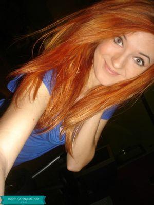 Absolute cuteness! - Redhead Next Door..
