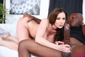 Kendra Lust Taking BBC Of Mandingo -..