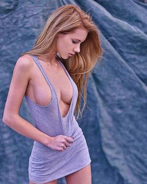 Alyona Aganova - California Boobies