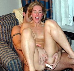 Mature Women Indulge Their Anal Urges..