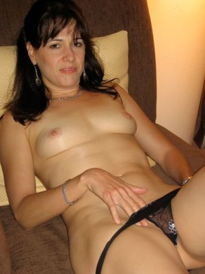 More of Brunette MILF Amateur Wife..