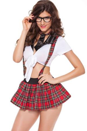 Naughty schoolgirl sorğusuna uyğun..