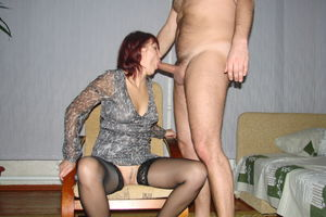 Nice hot Russian redhead mature Free..