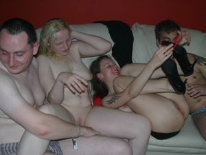 Naughty Swinger Wife At Home Orgies..