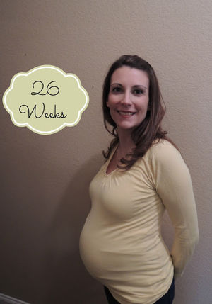 Lone Star Family: Tummy Tracker weeks..