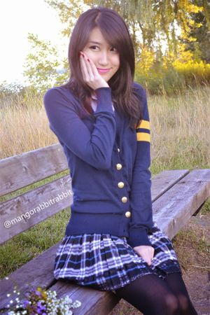 Cute schoolgirl sorgusuna uygun..