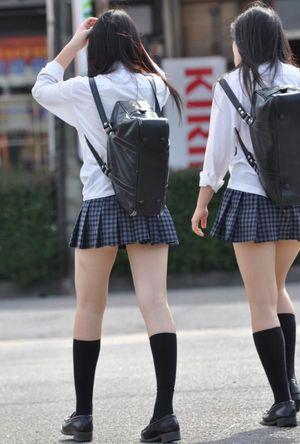 Japanese High School Uniforms..