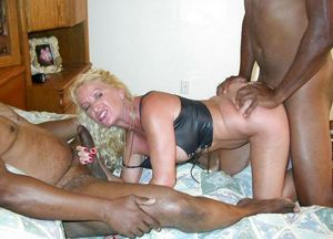 Interracial Mature Girlfriends taking..