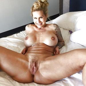 Blonde mature german amateur - Amateur