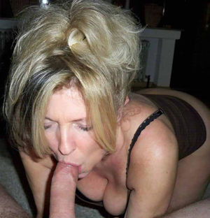 Mother in law blowjobs No 24..