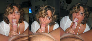 BeforeAfter Amateur Mature Blowjobs 3..