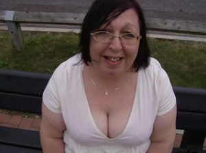 saggy matures cleavage 46 so called..