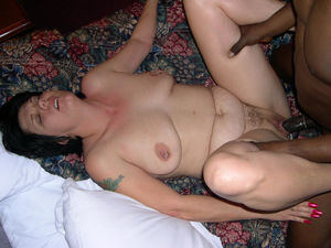 mature wife interracial amateur