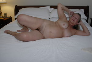 Old mature granny fat hairy housewives..
