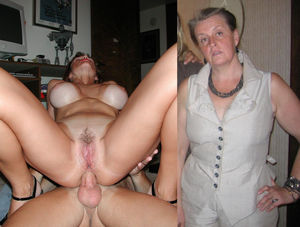public exposed mature slut