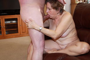 Granny Still Knows What All Her Dirty..