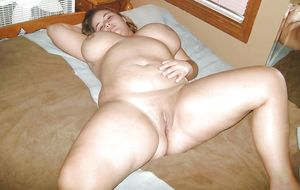 Big titted mature-chubby ladies spread..