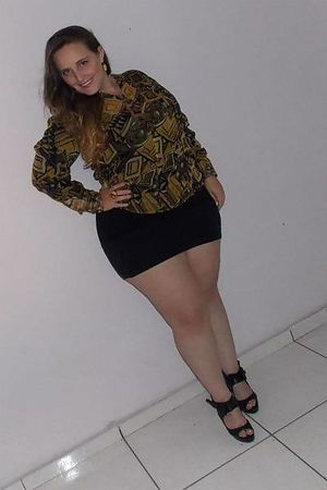 Bbw wearing mini skirts - Other - Hot..