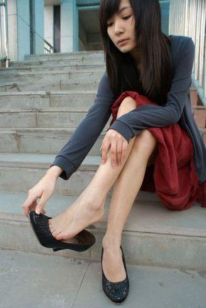 pretty asian feet ? ? в..