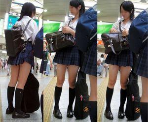 """Schoolgirl""""お し ゃ れ ま.."""
