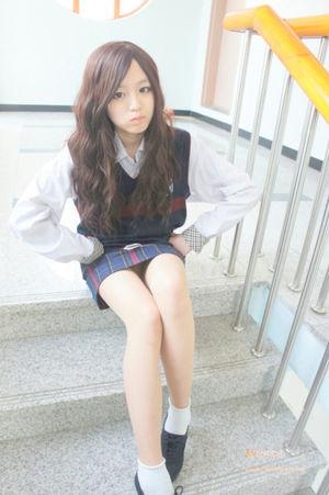 Pouty School Girl - Imgur