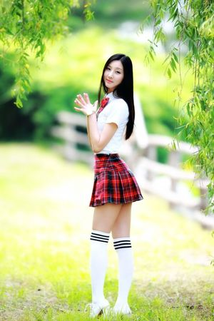 Class Is In Session: Sexy Asian School..