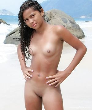 Brazil Hedonist Teen - Nudist..
