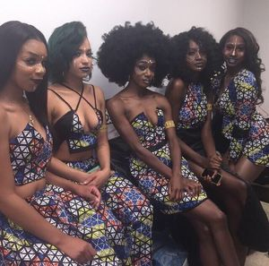 Outfits , Hair & African girl squad..