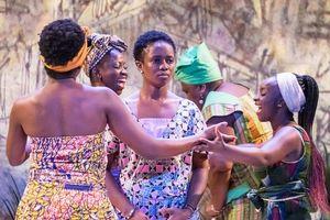 Baulkham Hills African Ladies..