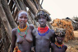 African tribe - Dassanech (Ethiopia,..