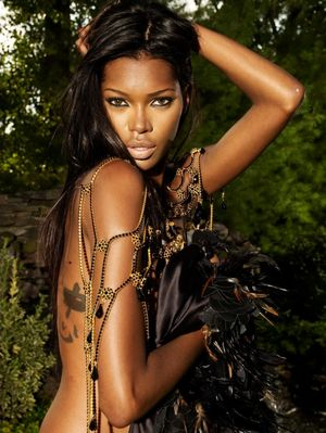 ® Ebony Eroticism: Black Phoenix..