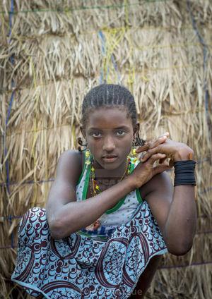 Benin, West Africa, Gossoue, a..