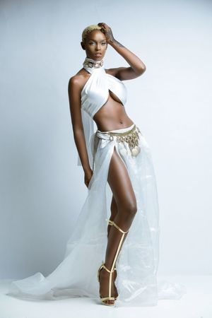 Personal website of African Fashion..
