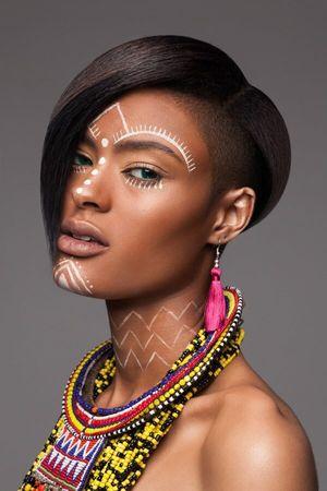 Африканские..