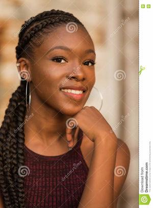 High School Senior Girl stock photo...