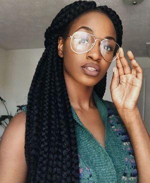 40+ Totally Gorgeous Ghana Braids..