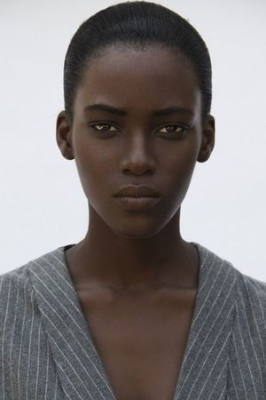 Dark skinned women are beautiful:..