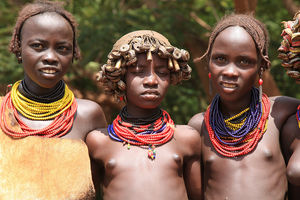 DASSANECH PEOPLE: ETHIOPIA`S..
