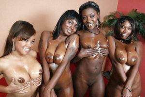 Black girls nude naked - Other