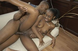Beautiful Black Chick Provides Awesome..