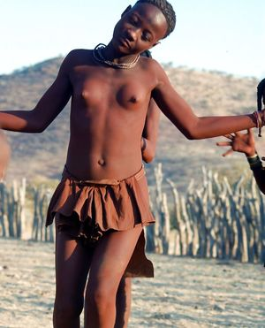 The Beauty of Africa Traditional Tribe..