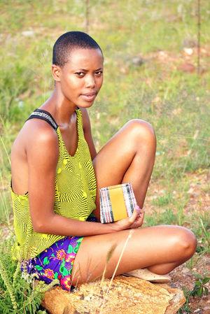 TSONGA PEOPLE: SOUTH AFRICAN PEACEFUL..