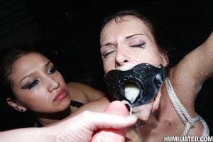 18 year old slut Jennifer Dark oozing..