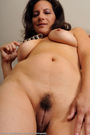 Hairy pussy nude old women..