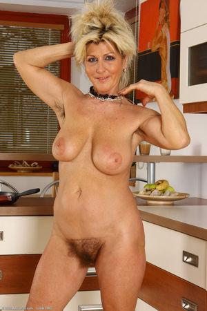 50 Year old women nude