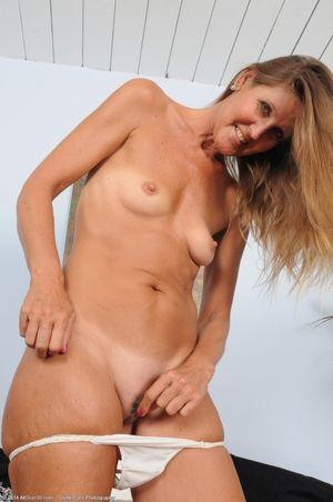LA Valkenberg Drops Panties at..