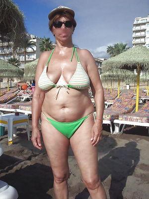 Women in Bikinis showing too much - 23..