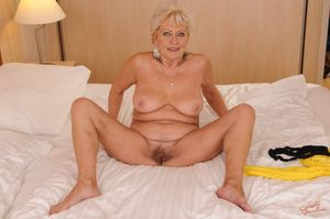 Malya Horny 70 Year Old upskirtporn