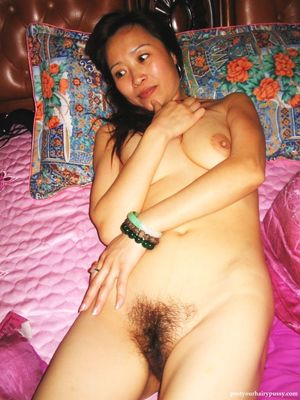Hairy asian wife pictures - Hairy..