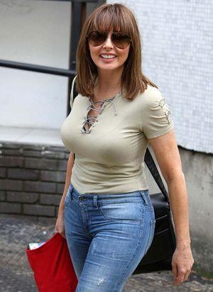 Clothed big boob wife - Big tits -..